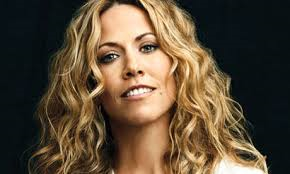 My fantasy date and soon-to-be-real-life girlfriend, Sheryl Crow