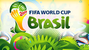 We've been waiting 4 years for the World Cup, that starts June 12 in Brazil.
