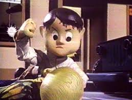 I always like it when Davey's evil side comes out. If this show were on Fox, they might refer to it as Claymation Damnation.