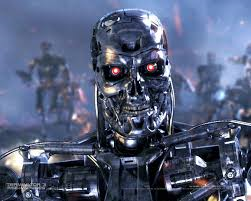 Is this what I might look like if I incorporated Bionic Man technology into my body? Some might say this is an improvement . . .